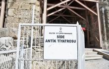 Side, Turcja (2018)