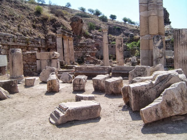 DSC08827 Efez : zabytki, największe atrakcje turystyczne