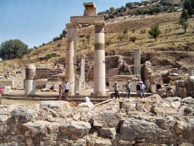 DSC08838 Efez : zabytki, największe atrakcje turystyczne