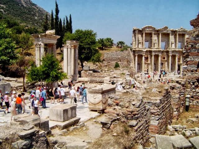 DSC08888 Efez : zabytki, największe atrakcje turystyczne