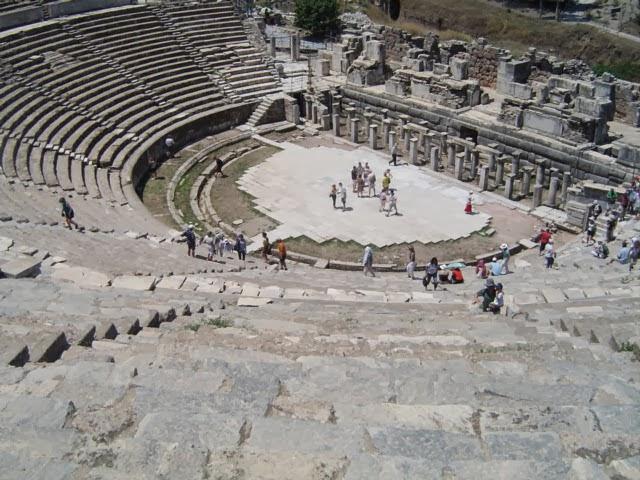 DSC08895 Efez : zabytki, największe atrakcje turystyczne