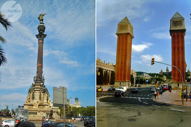 ba5 Barcelona   atrakcje turystyczne stolicy Katalonii