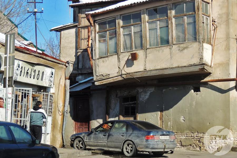 Architektura Tbilisi25 Architektura Tbilisi: pomiędzy ruiną a nowoczesnością