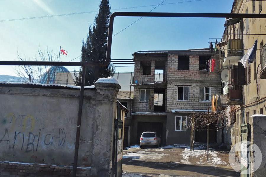 Architektura Tbilisi26 Architektura Tbilisi: pomiędzy ruiną a nowoczesnością