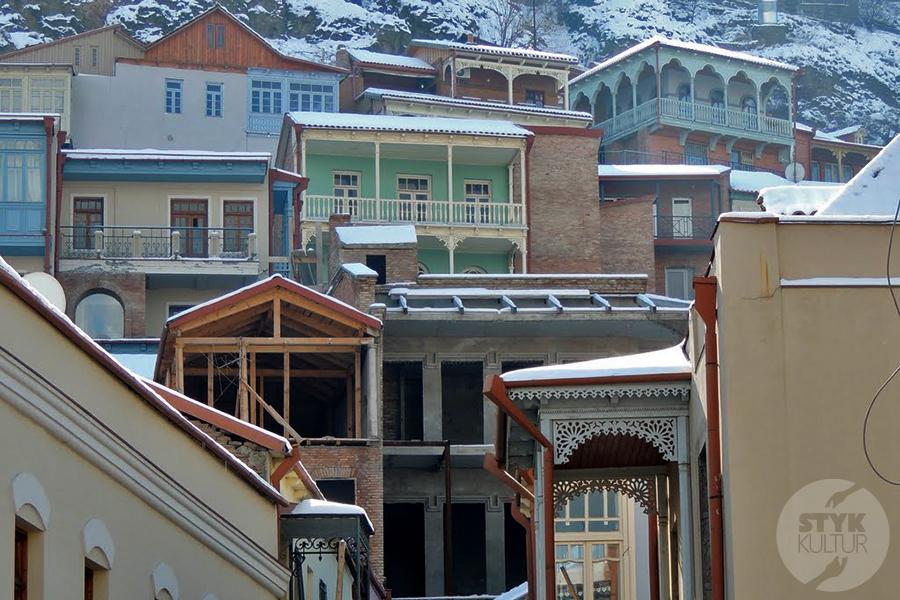 Architektura Tbilisi3 Architektura Tbilisi: pomiędzy ruiną a nowoczesnością