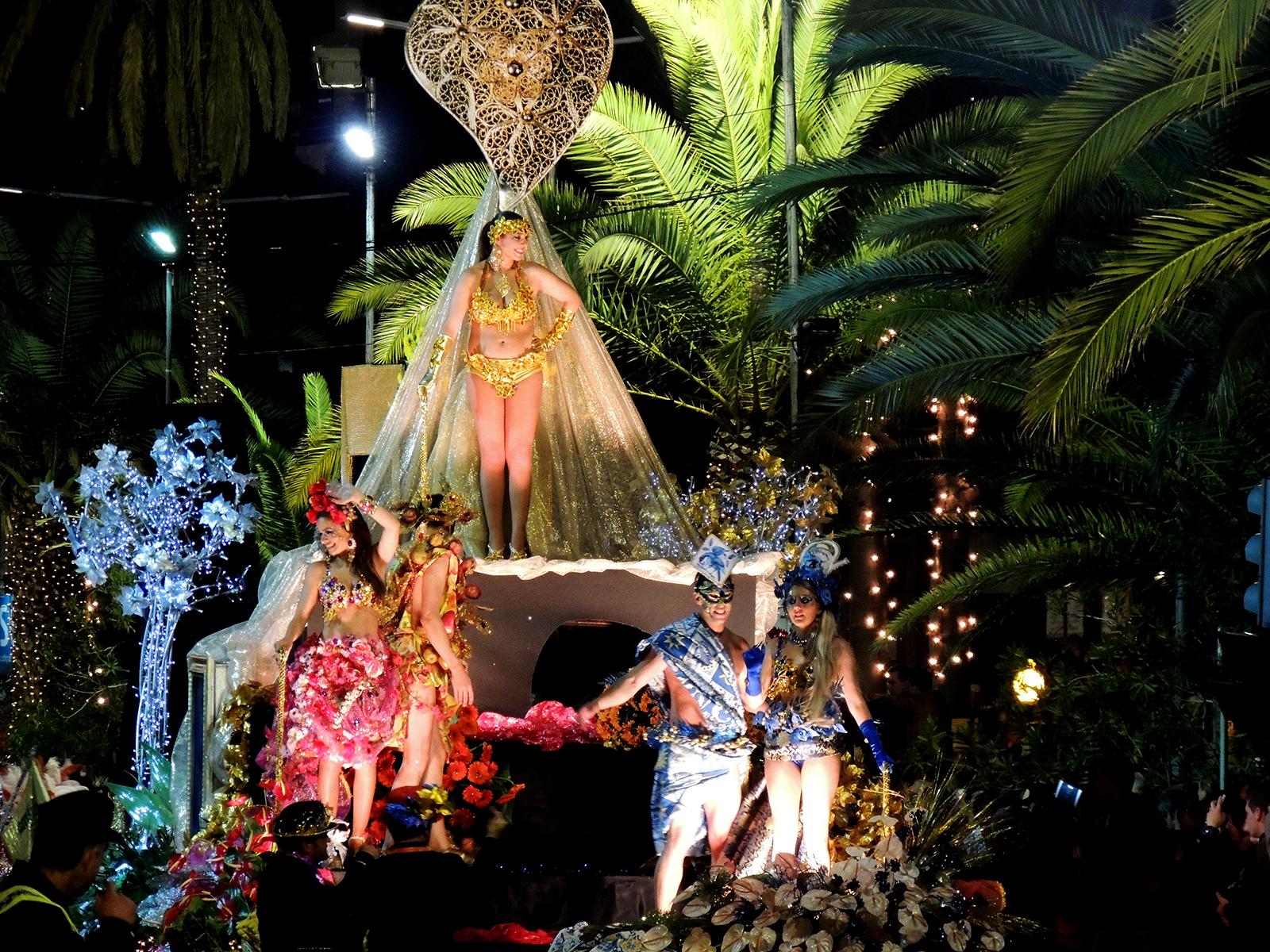 karnawal Portugalia : Karnawał na Maderze