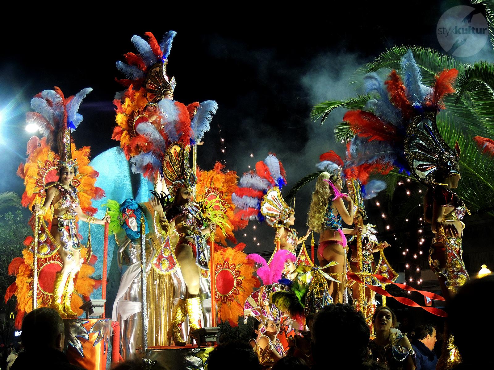 karnawal1 Portugalia : Karnawał na Maderze