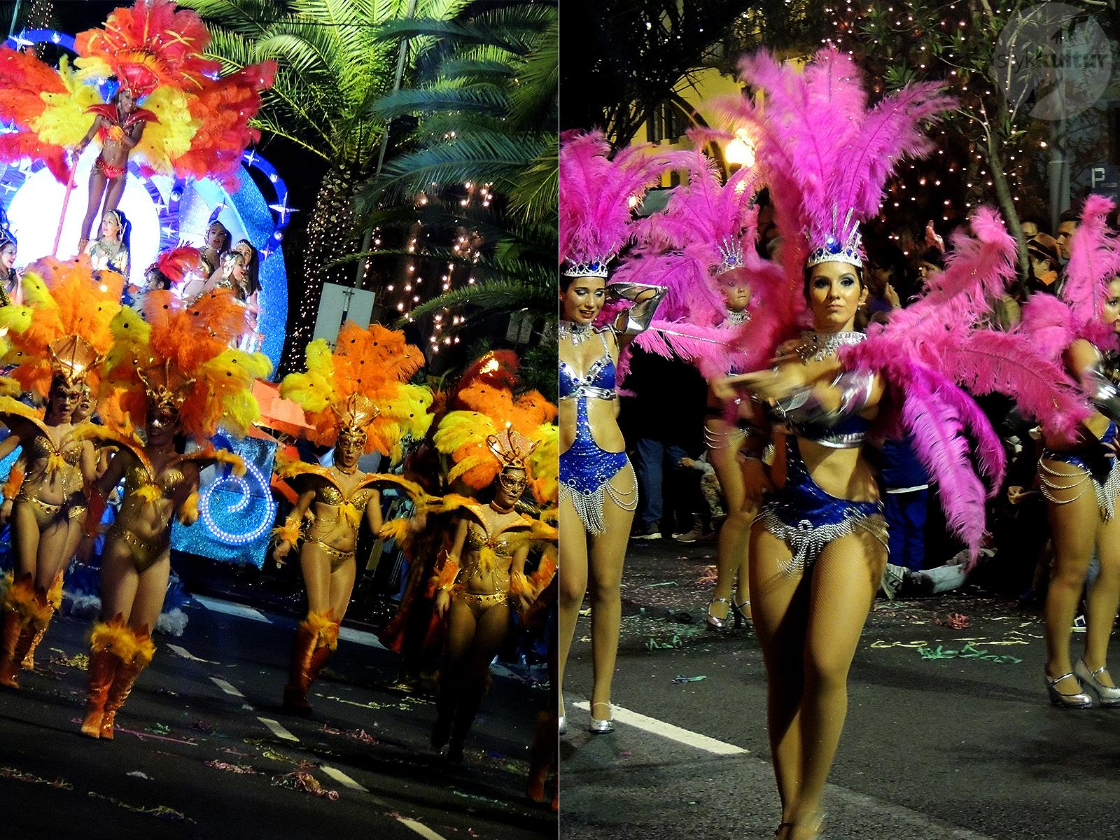 karnawal2 Portugalia : Karnawał na Maderze