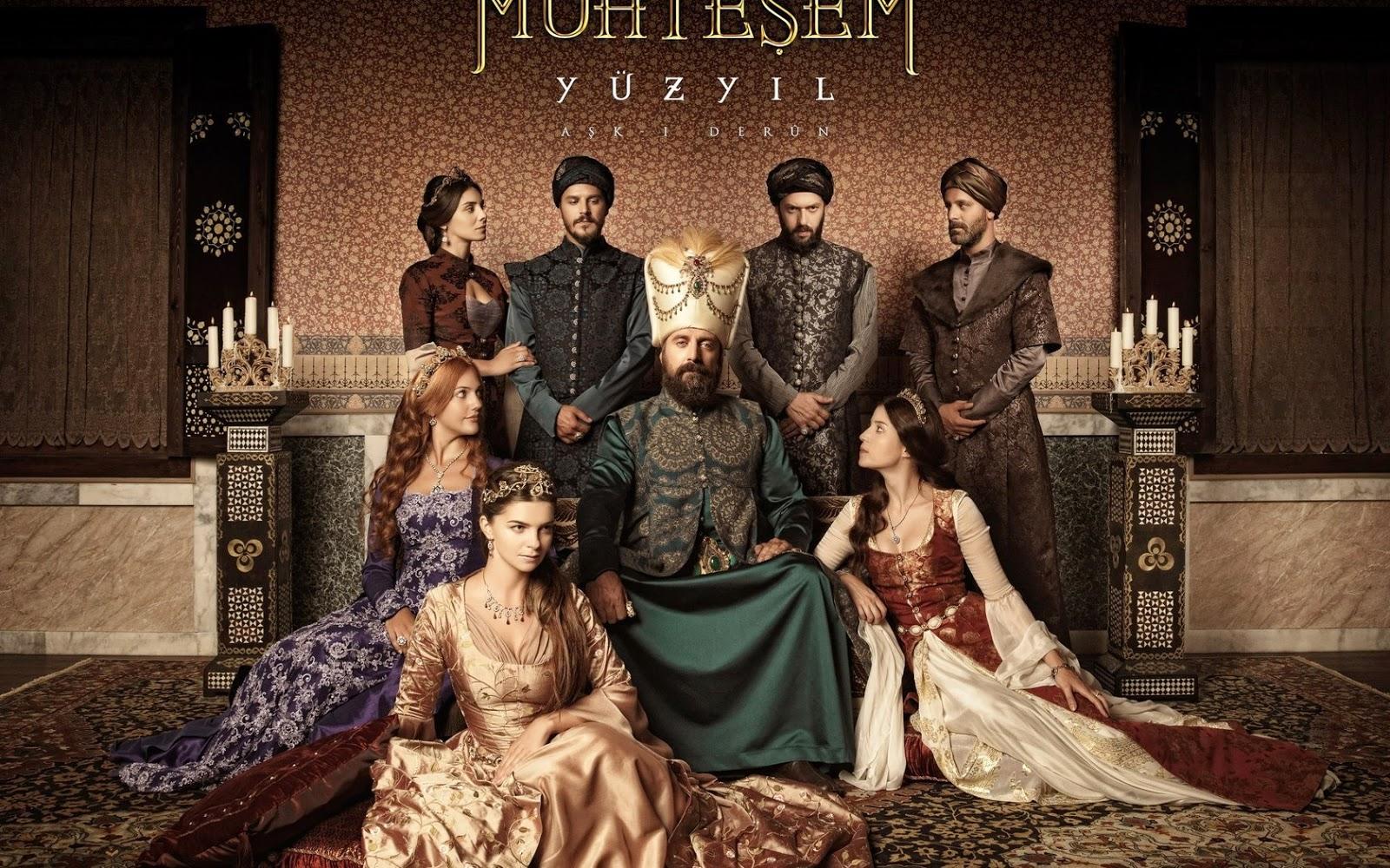 muhtasemyuz 10 faktów o epoce Sulejmana, które powinien znać każdy fan serialu Wspaniałe Stulecie