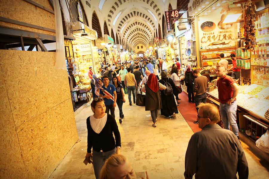 BazarEgipski6 Czy w Turcji jest bezpiecznie?