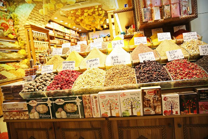BazarEgipski7 e1534256168356 Co warto zobaczyć w Stambule? Największe atrakcje miasta
