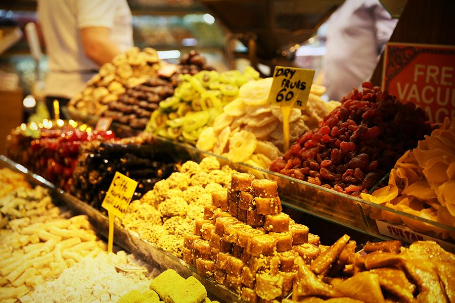 BazarEgipski8 Co kupić w Turcji? Bazar Egipski w Stambule