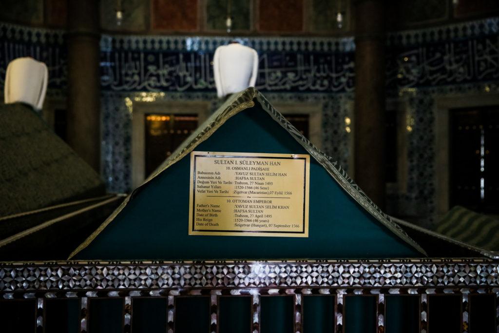 Stambul dalej 31 1 1024x683 Węgierski grobowiec sułtana Sulejmana zostanie przekształcony w muzeum!