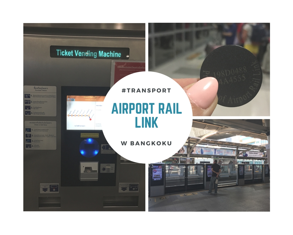 AirporT rail link Transport w Bangkoku   jak podróżować po stolicy Tajlandii?