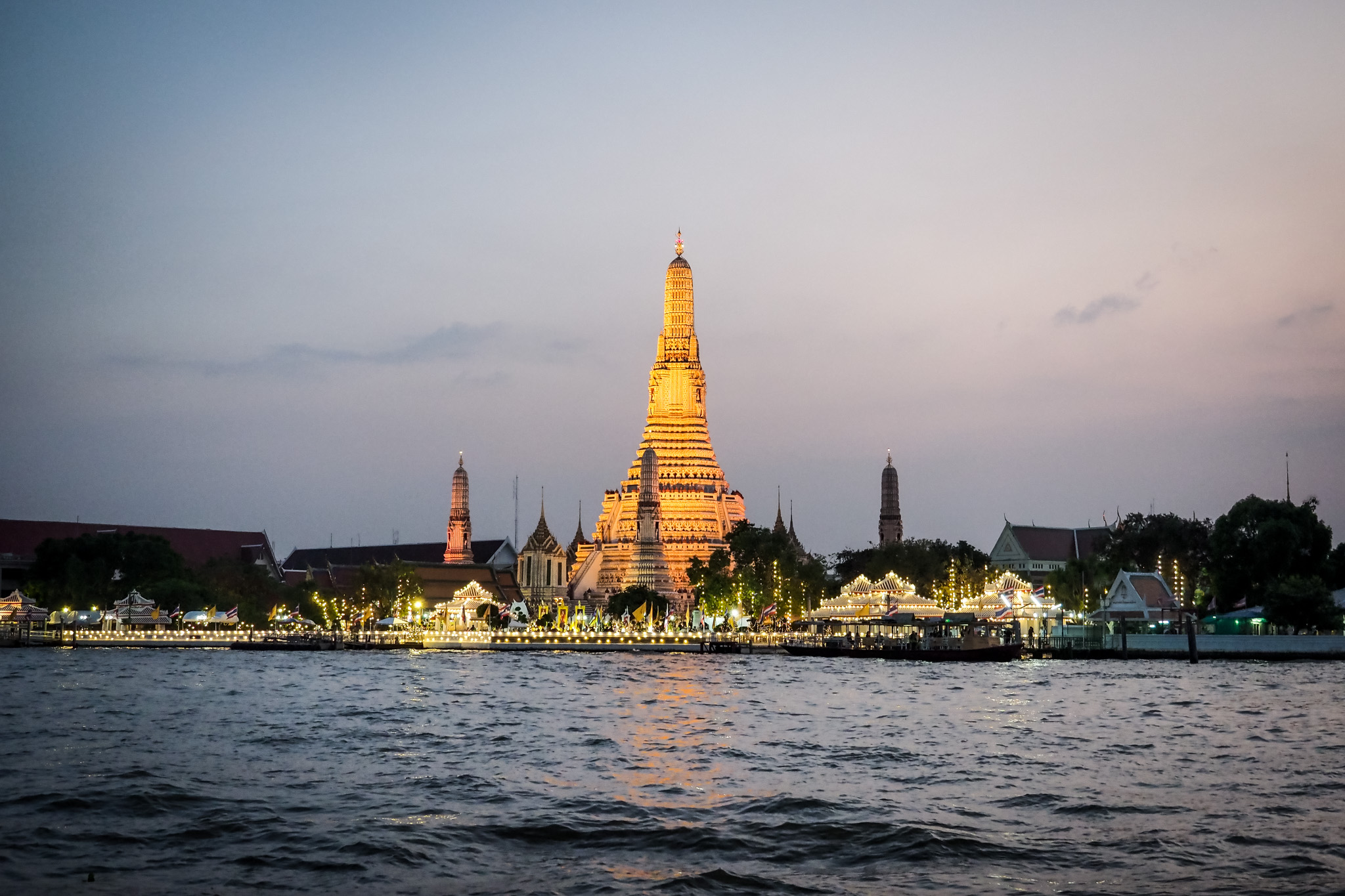Bangkok co zobaczyć