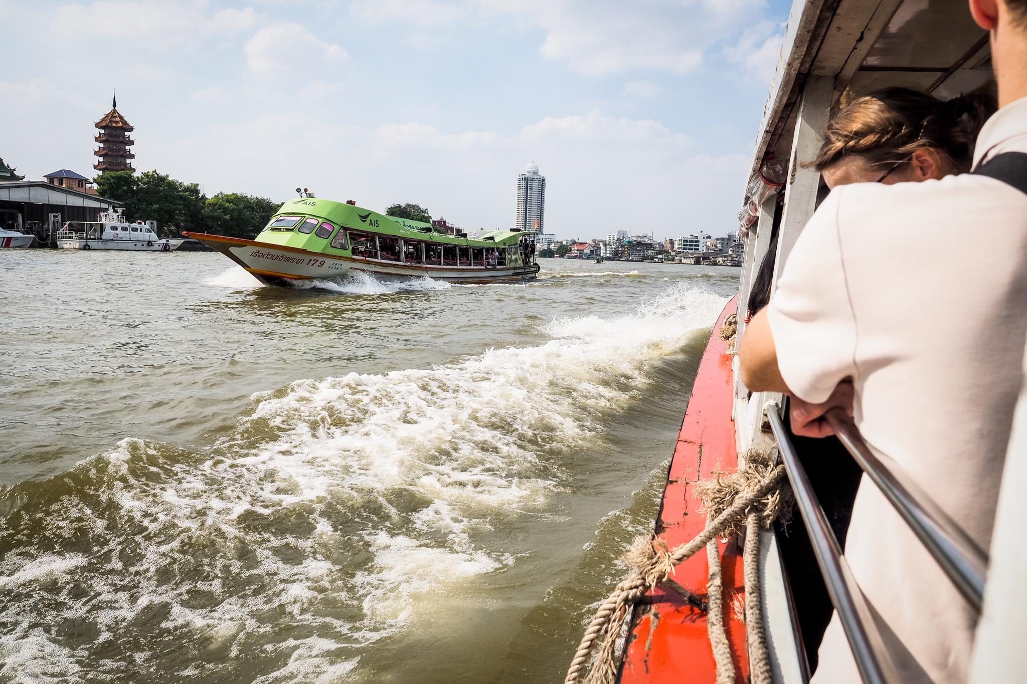 Bangkok 191 Transport w Bangkoku   jak podróżować po stolicy Tajlandii?