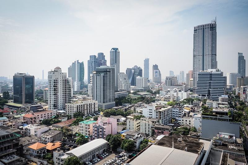 Bangkok 2 Tajlandia
