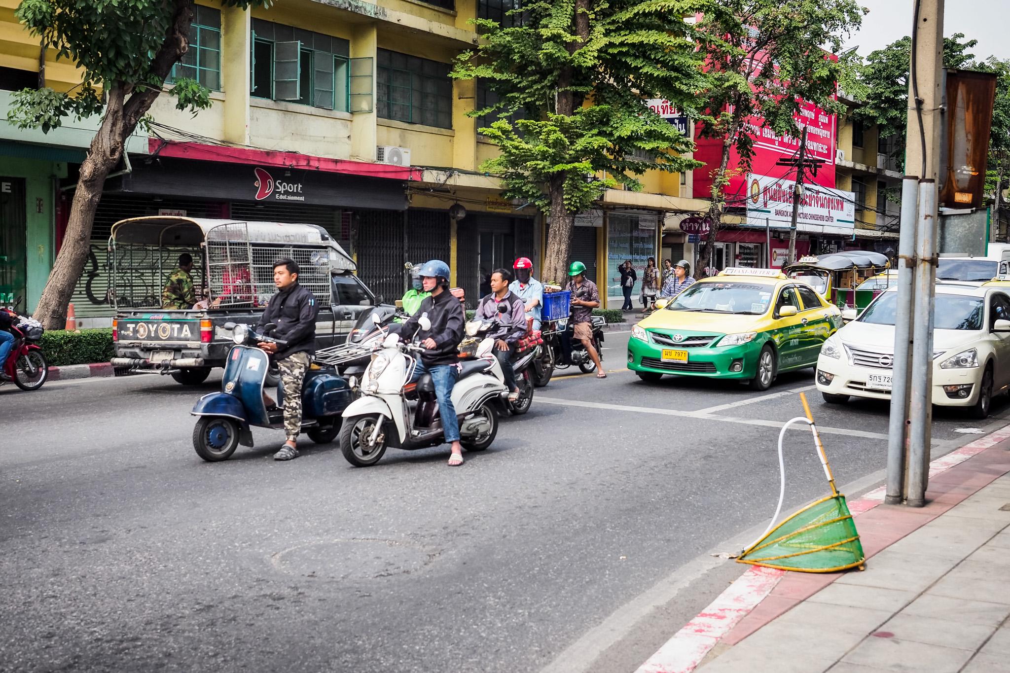 Bangkok 21 Transport w Bangkoku   jak podróżować po stolicy Tajlandii?