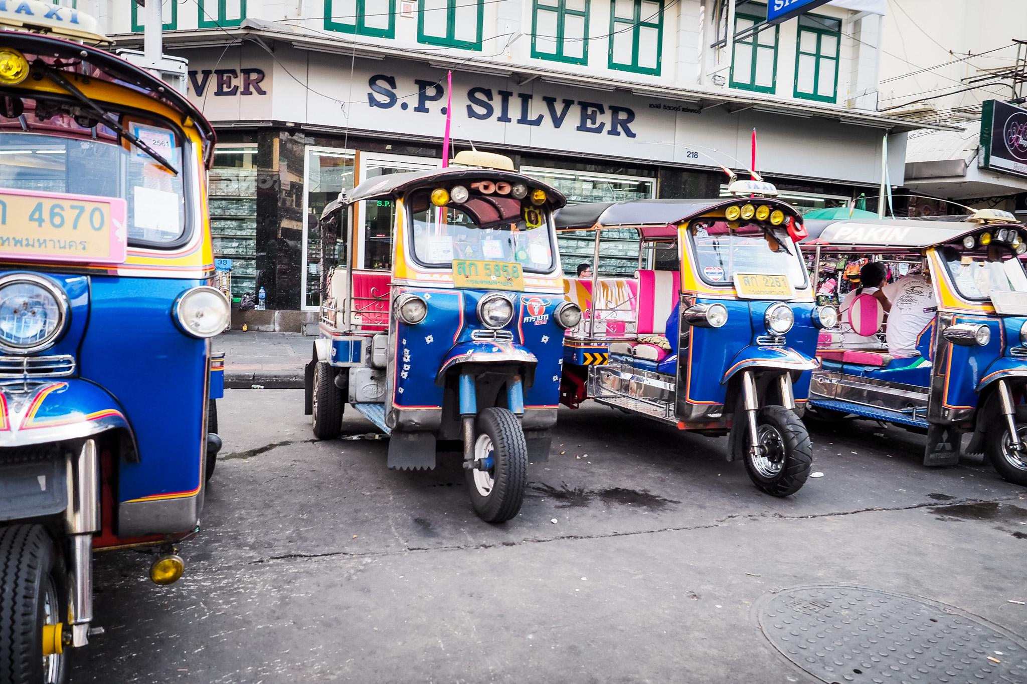 Bangkok 255 Transport w Bangkoku   jak podróżować po stolicy Tajlandii?