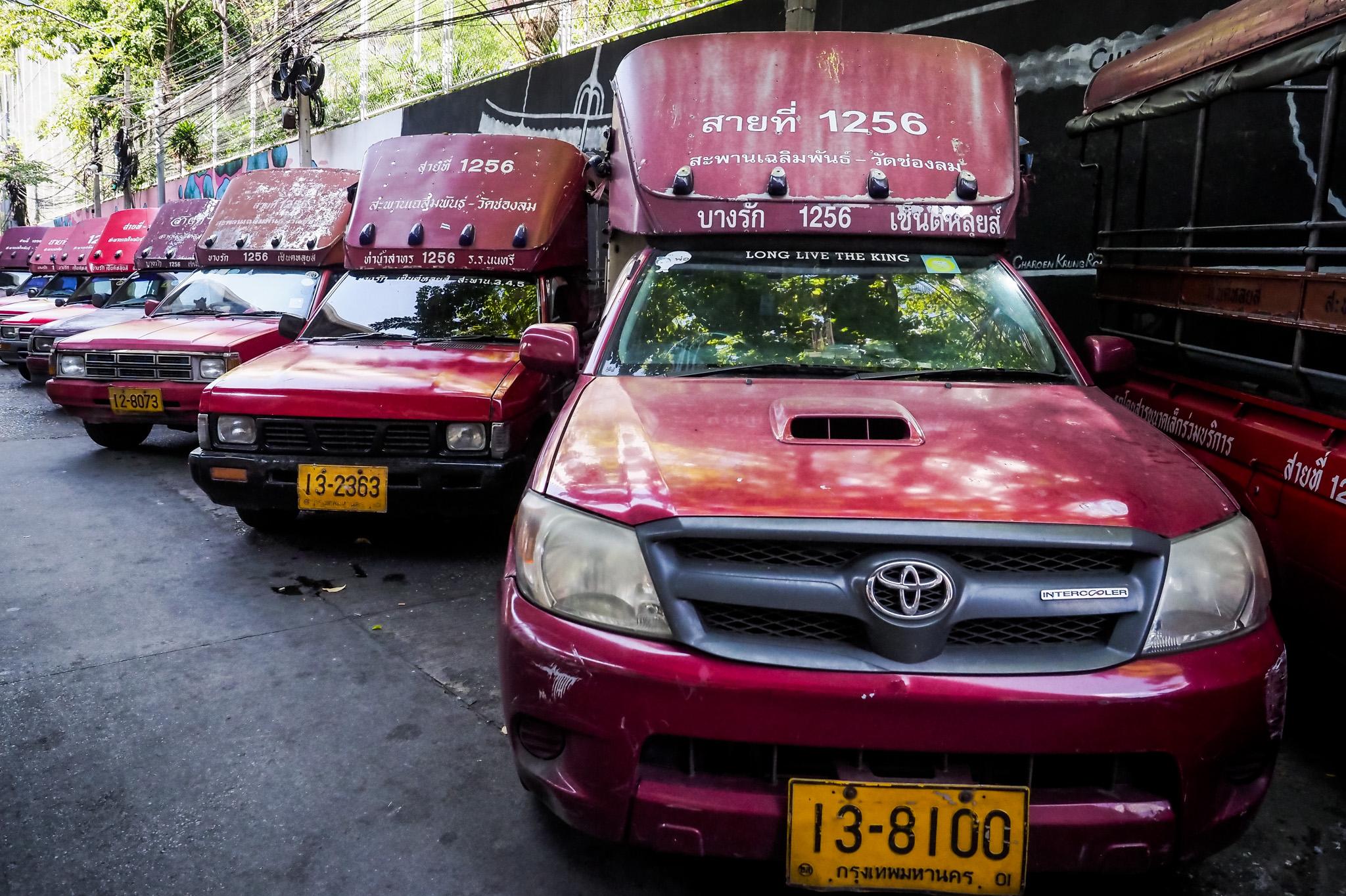 Bangkok 606 Transport w Bangkoku   jak podróżować po stolicy Tajlandii?