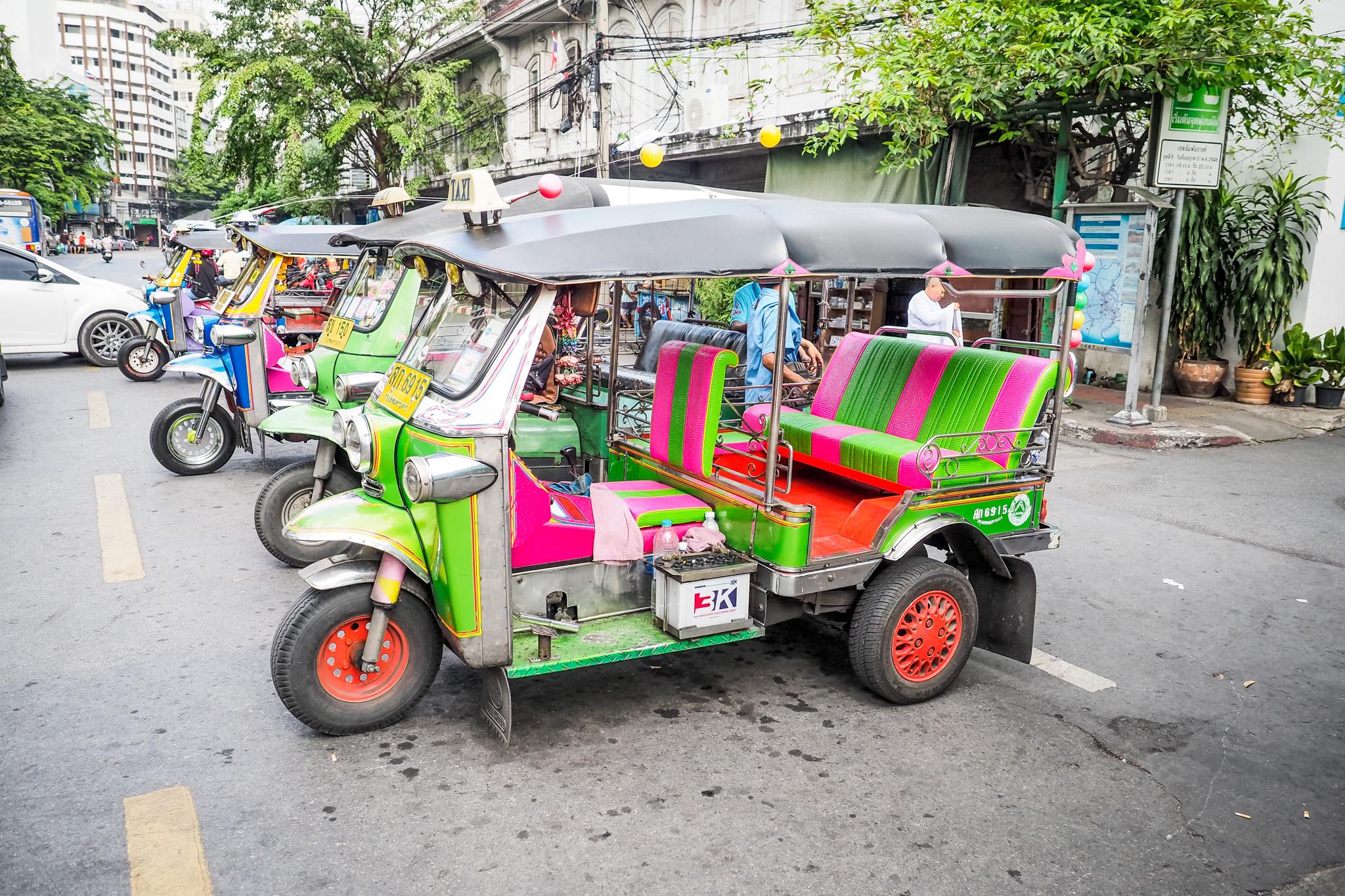 Bangkok 73 1 Transport w Bangkoku   jak podróżować po stolicy Tajlandii?