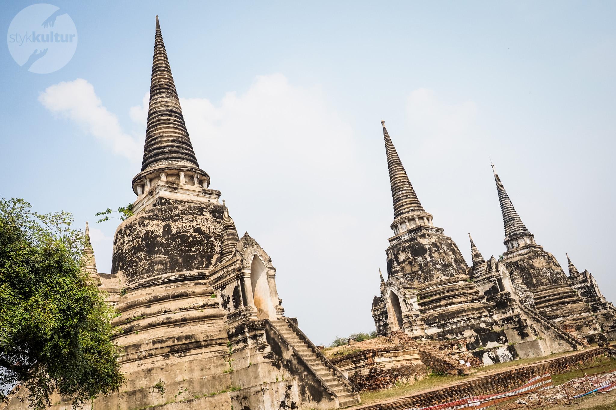 Ayutthaya16 Ayutthaya   wycieczka do dawnej stolicy Tajlandii