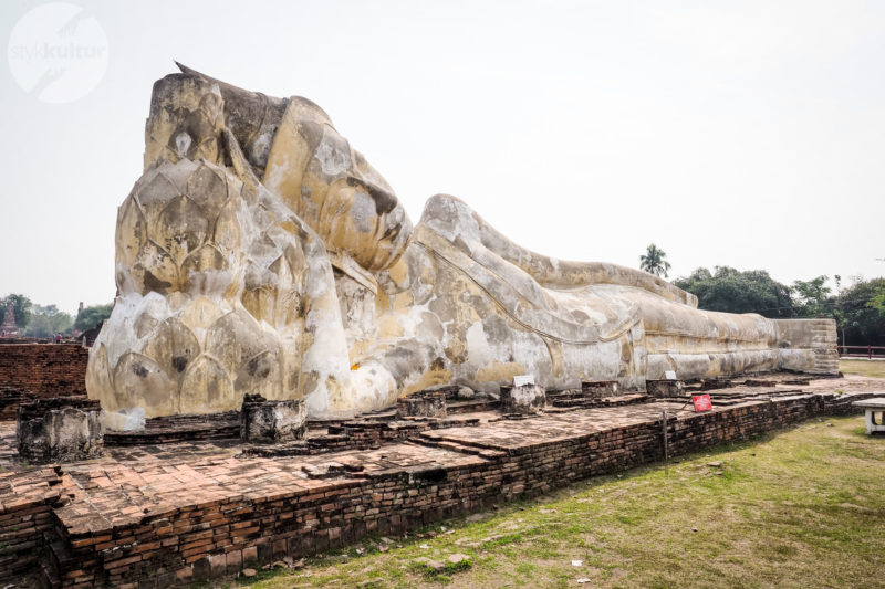 Ayutthaya, fot. Marcin Bąkiewicz