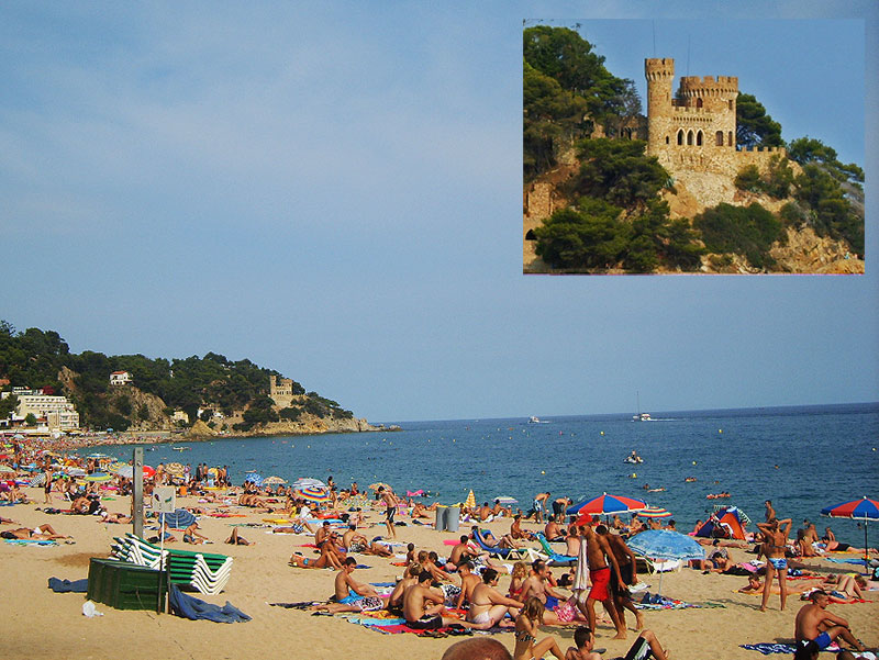 Lloret de mar12 Lloret de Mar   popularny hiszpański kurort na Costa Brava