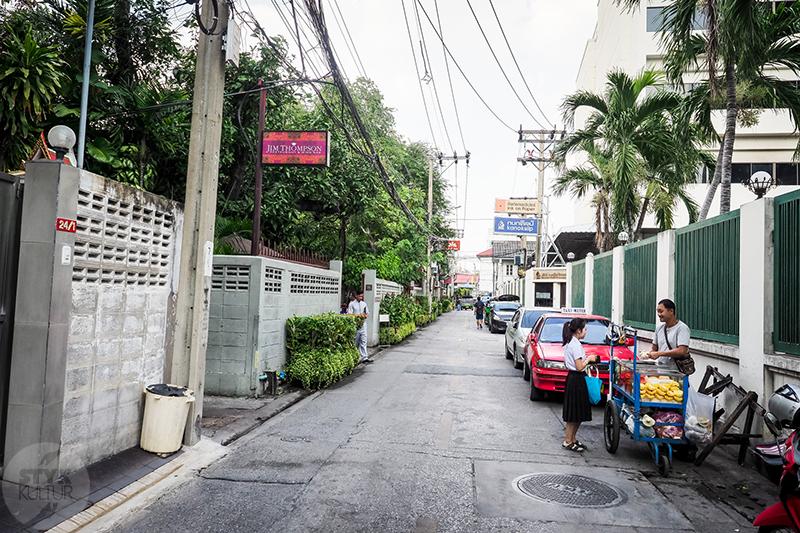 Dom Jima Thompsona 1 Atrakcje Tajlandii: Dom Jima Thompsona w Bangkoku