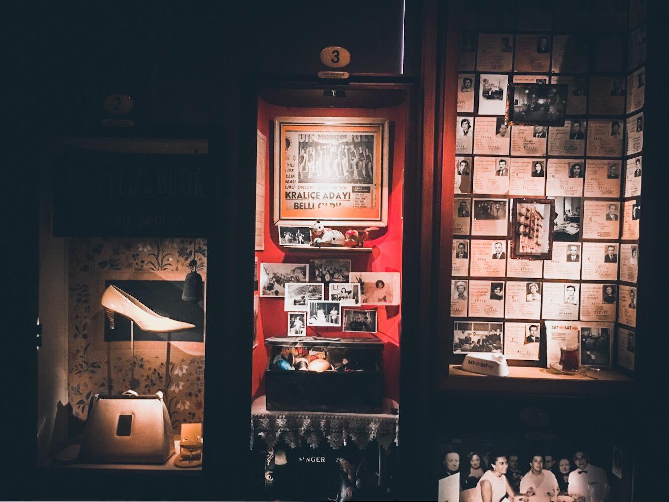 MuzeumNiewinnosci Stambuł, melancholia i Muzeum Niewinności