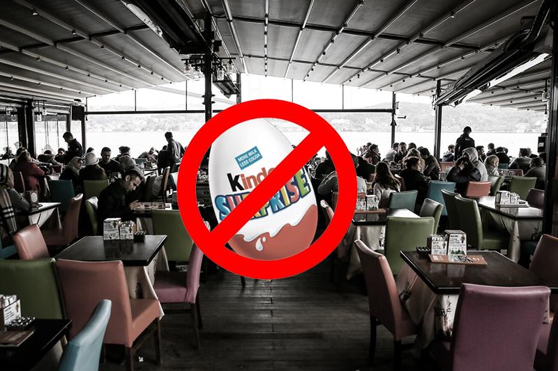 kinder2 Popularny kraj zakazuje sprzedaży jajka Kinder Niespodzianka