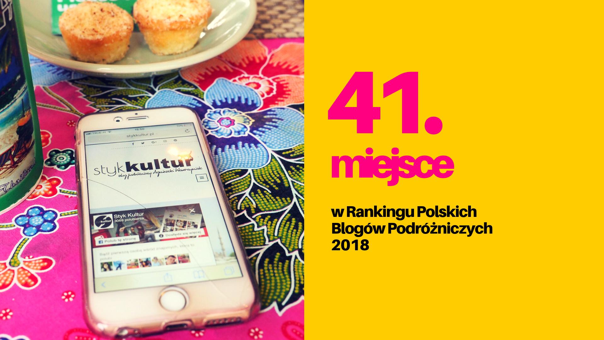 tureckakuchnia 1 O tym, jak pobiłam rekord wzrostu w Rankingu Polskich Blogów Podróżniczych 2018