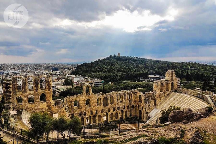 Ateny 14 Ateny   stolica i największe miasto Grecji