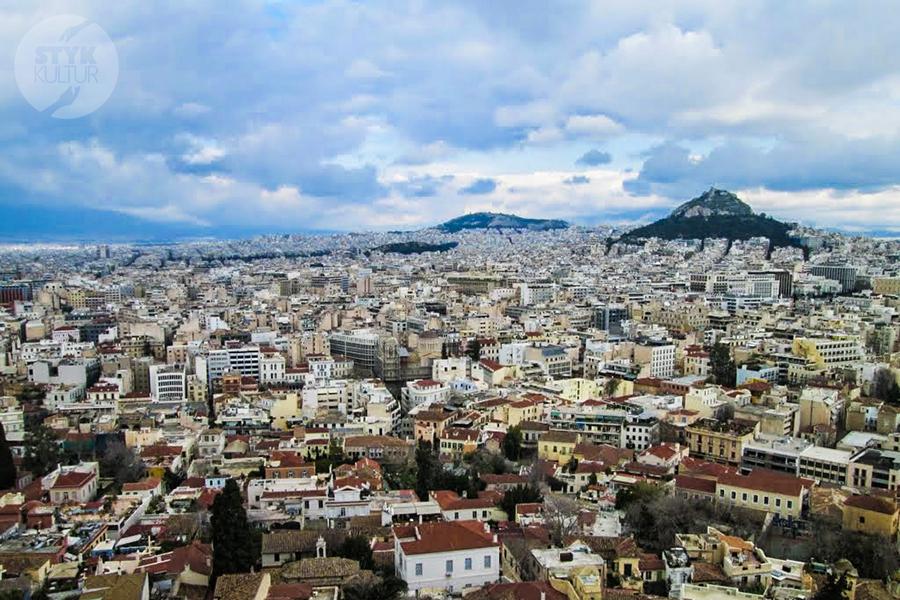 Ateny 2 Ateny   stolica i największe miasto Grecji
