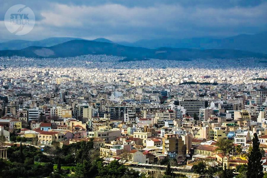 Ateny 20 Ateny   stolica i największe miasto Grecji