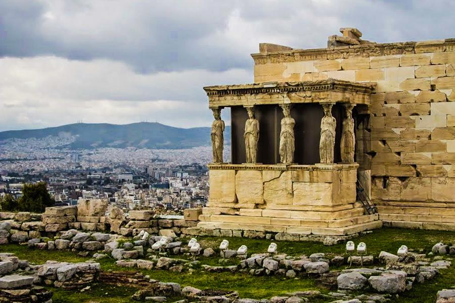 Ateny min Ateny   stolica i największe miasto Grecji