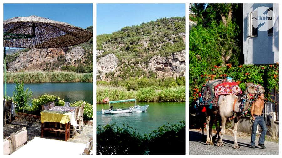 Najwi%C4%99ksze atrakcje Turcji Dalyan Co warto zobaczyć w Turcji? Najważniejsze zabytki i atrakcje turystyczne [RANKING 2020]