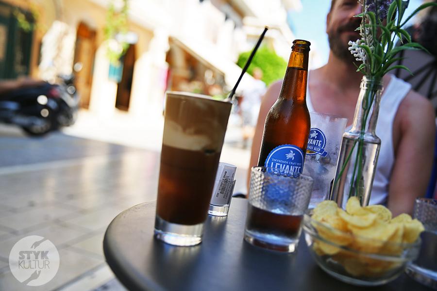 Zakynthos piwo1 Poproszę greckie piwo! Z wizytą w browarze Levante na Zakynthos