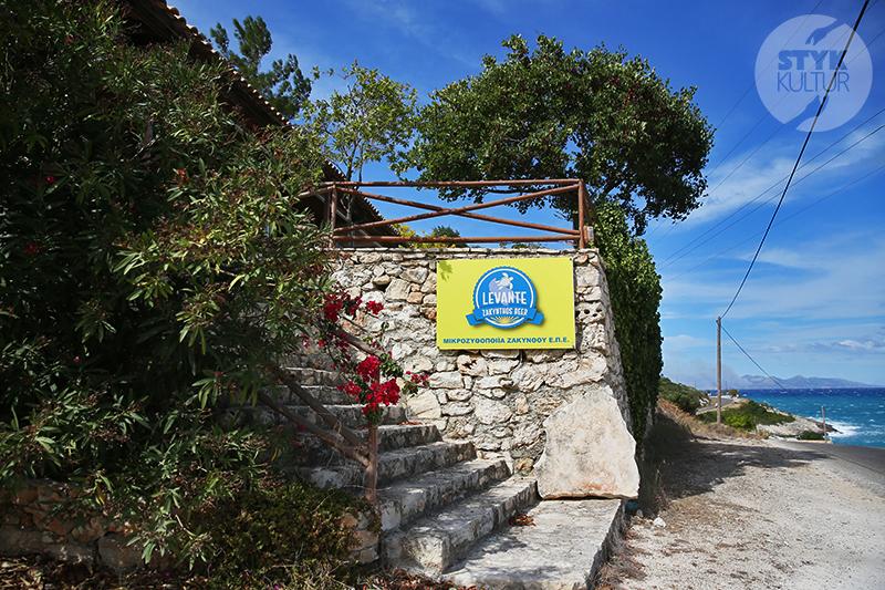 Zakynthos piwo11 Poproszę greckie piwo! Z wizytą w browarze Levante na Zakynthos