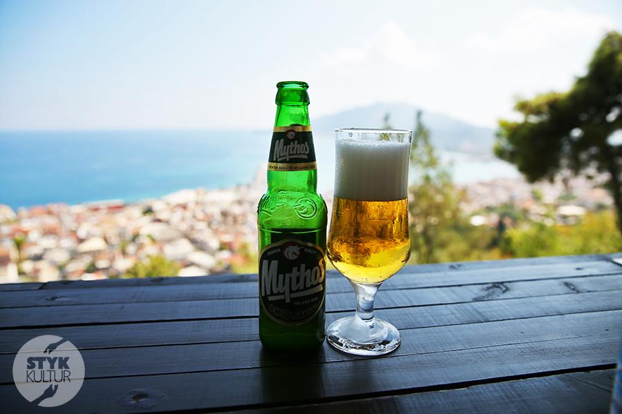 Zakynthos piwo3 Poproszę greckie piwo! Z wizytą w browarze Levante na Zakynthos