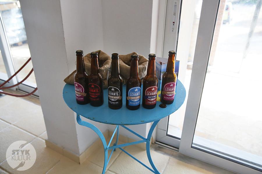 Zakynthos piwo8 Poproszę greckie piwo! Z wizytą w browarze Levante na Zakynthos