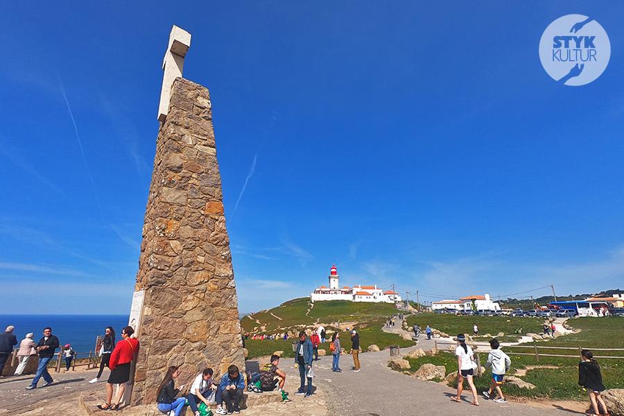CaboDaRoca4 Cabo da Roca   jak dojechać z Lizbony na koniec Europy? ?