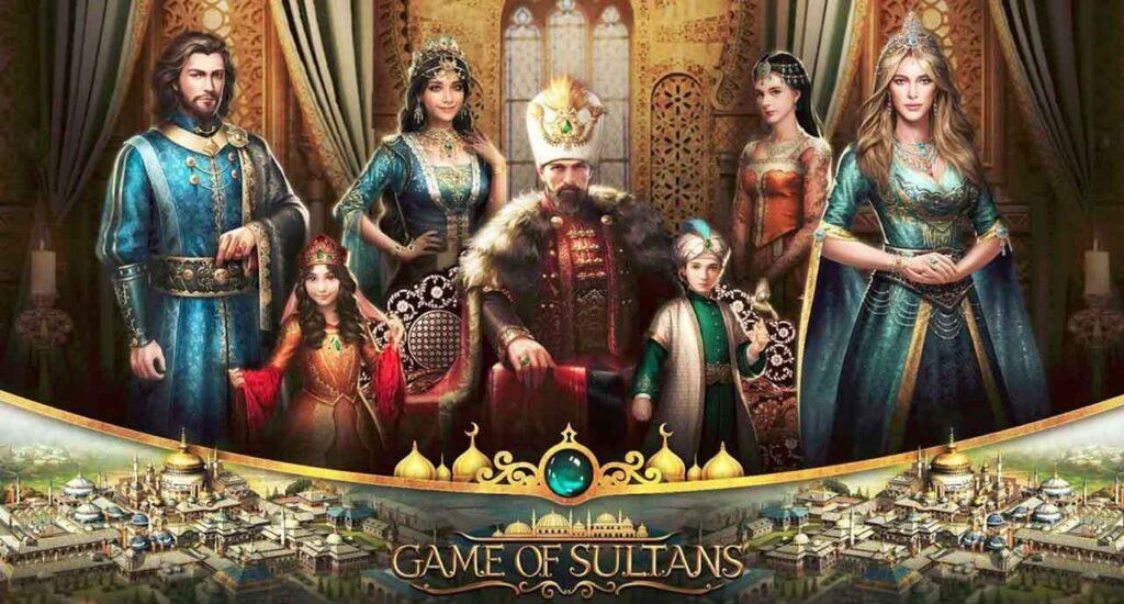 GameOfSultan 1024x550 Producent Wspaniałego Stulecia pozwał Chińczyków. Poszło o grę mobilną!