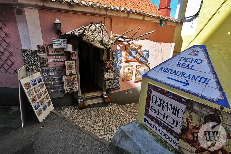 Sintra6 Sintra   co warto zobaczyć, jak dojechać z Lizbony