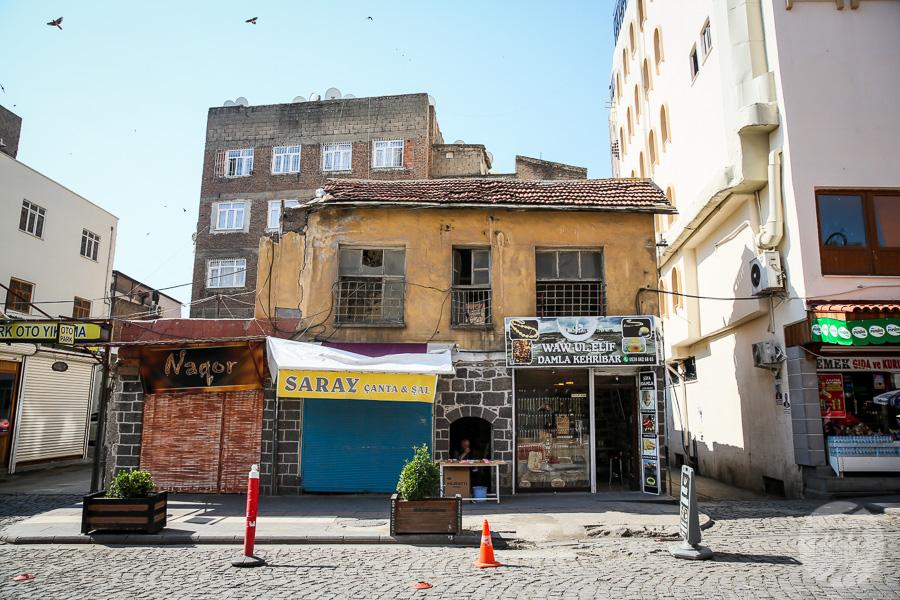 Wtorek 7765 Diyarbakır    z wizytą w krainie miedzi [Turcja południowo wschodnia]