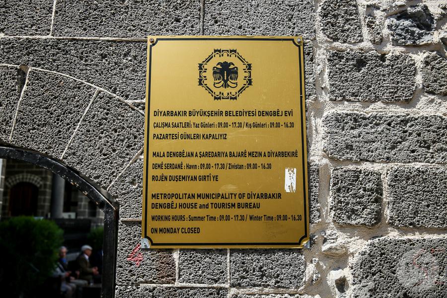 Wtorek 7970 Diyarbakır    z wizytą w krainie miedzi [Turcja południowo wschodnia]