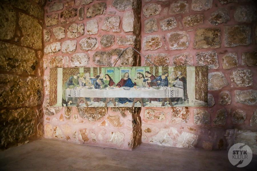 Wtorek 8137 Co warto zobaczyć w Midyat? Kamienna architektura i monastyr Mor Gabriel