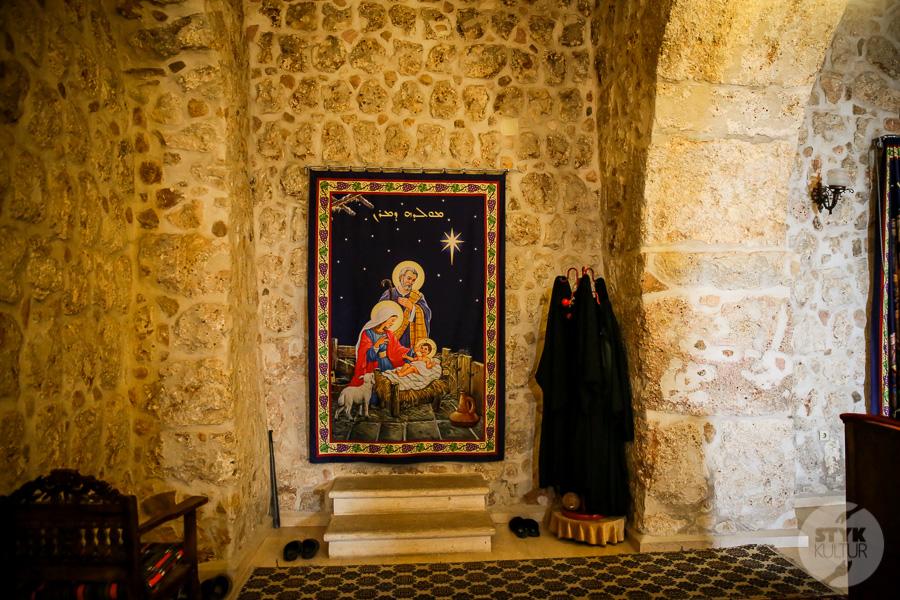 Wtorek 8145 Co warto zobaczyć w Midyat? Kamienna architektura i monastyr Mor Gabriel