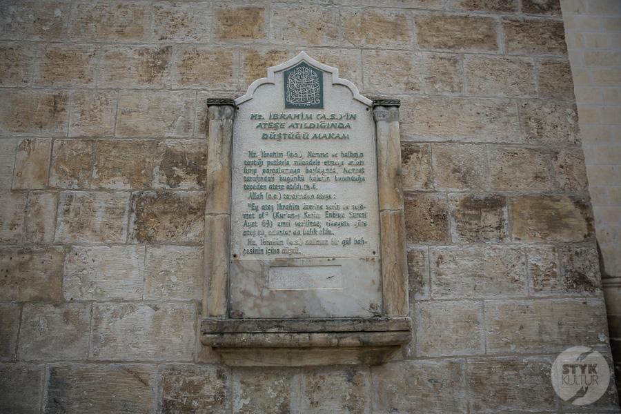 Czwartek 8900 Şanlıurfa   z wizytą w mistycznej Jerozolimie Anatolii