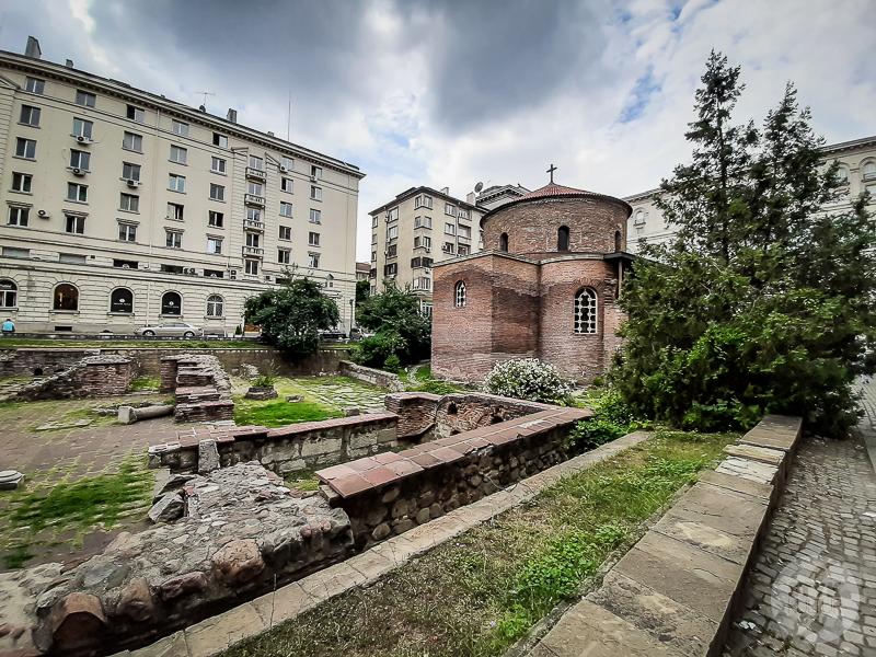 Sofia 31 Największe atrakcje Sofii, czyli co warto zobaczyć w stolicy Bułgarii